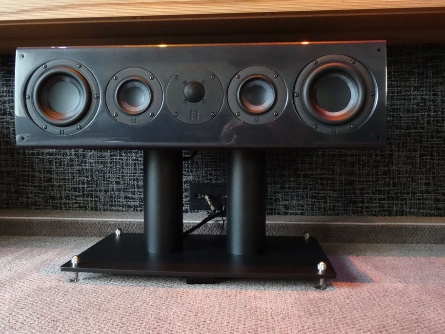 Center Speaker Stand Center Iii By Liedtke Metalldesign