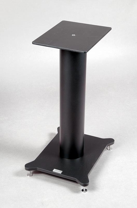 lautsprecherst nder diva stand i exklusiv liedtke metalldesign. Black Bedroom Furniture Sets. Home Design Ideas