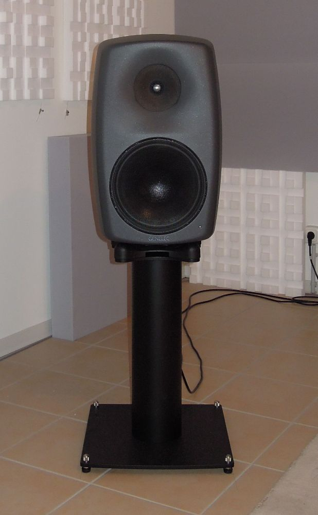 speakers with stands. speaker stand quattro xl · speakers with stands