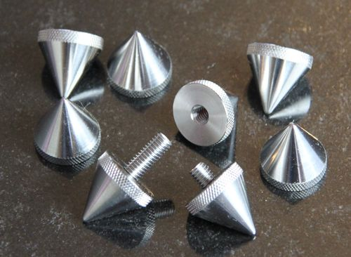 stainless steel cone spikes M6