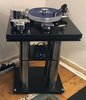 turntable stand FUNDAMENT